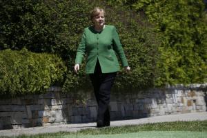 Μέρκελ: «Δεν θα επιστρέψει η Ρωσία στην G7»