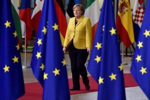 Μέρκελ: «Καμία ελάφρυνση χρέους στην Ιταλία»