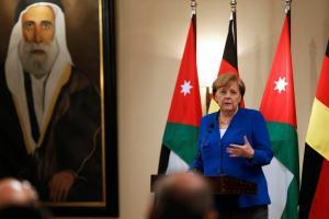 Μέρκελ: Το Ιράν έχει «επιθετικές τάσεις» και πρέπει να ληφθούν μέτρα