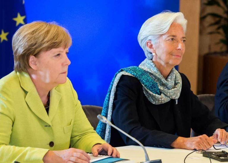 «Ώρα μηδέν» για το ελληνικό χρέος! Συνάντηση Μέρκελ – Λαγκάρντ   Newsit.gr