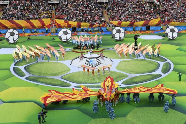 Μουντιάλ 2018: Η φαντασμαγορική τελετή έναρξης!  [pics, vids] | Newsit.gr