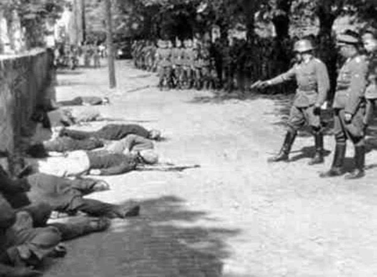 Ιούνιος του 1943: Όταν εκτελέστηκε ο ήρωας Σημαιοφόρος Ηλίας Ντεγιάννης   Newsit.gr