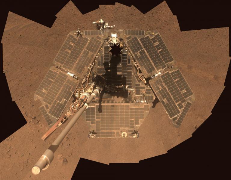NASA we have a problem! Τρομερή αμμοθύελλα στον Άρη «κόβει» την επικοινωνία με τη Γη | Newsit.gr