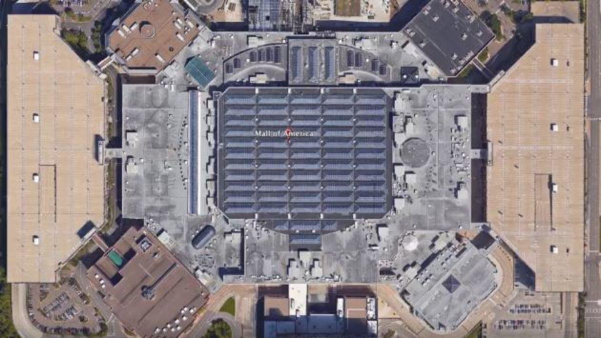 Μέσα στο μεγαλύτερο Mall της Αμερικής που έχει δικό του ταχυδρομικό κώδικα | Newsit.gr