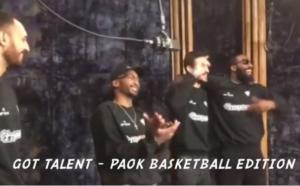 ΠΑΟΚ: Παίκτες χορεύουν και τραγουδούν Βασίλη Καρρά! Τρομερό βίντεο της ΚΑΕ [vid]