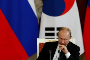 Κάτι τρέχει με τον «Τσάρο» – Τι «πλήγωσε» τη δημοτικότητα του Πούτιν