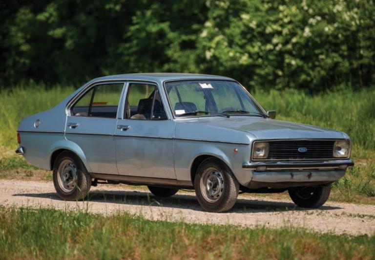 Γιατί αυτό το ρημάδι Ford Escort του '76 κοστίζει 300 χιλιάρικα; [pics] | Newsit.gr