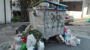 «Σκουπιδούπολη» η Αθήνα από το κλείσιμο του ΧΥΤΑ Φυλής
