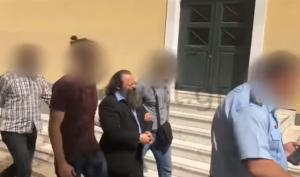 Ο Αρτέμης Σώρρας στα δικαστήρια
