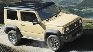 Πρώτες επίσημες φωτογραφίες του νέου Suzuki Jimny