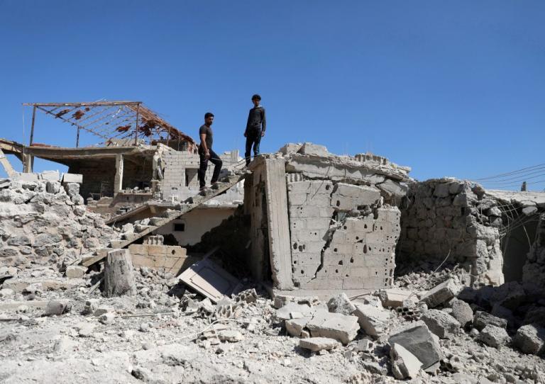 Συρία: Περισσότεροι από 12.000 Σύροι έχουν εγκαταλείψει τη νότια επαρχία Ντεράα