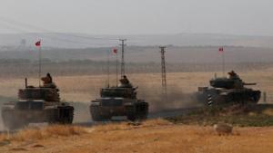 Συρία: Ξεκίνησαν οι επιχειρήσεις του τουρκικού στρατού στην Μανμπίτζ