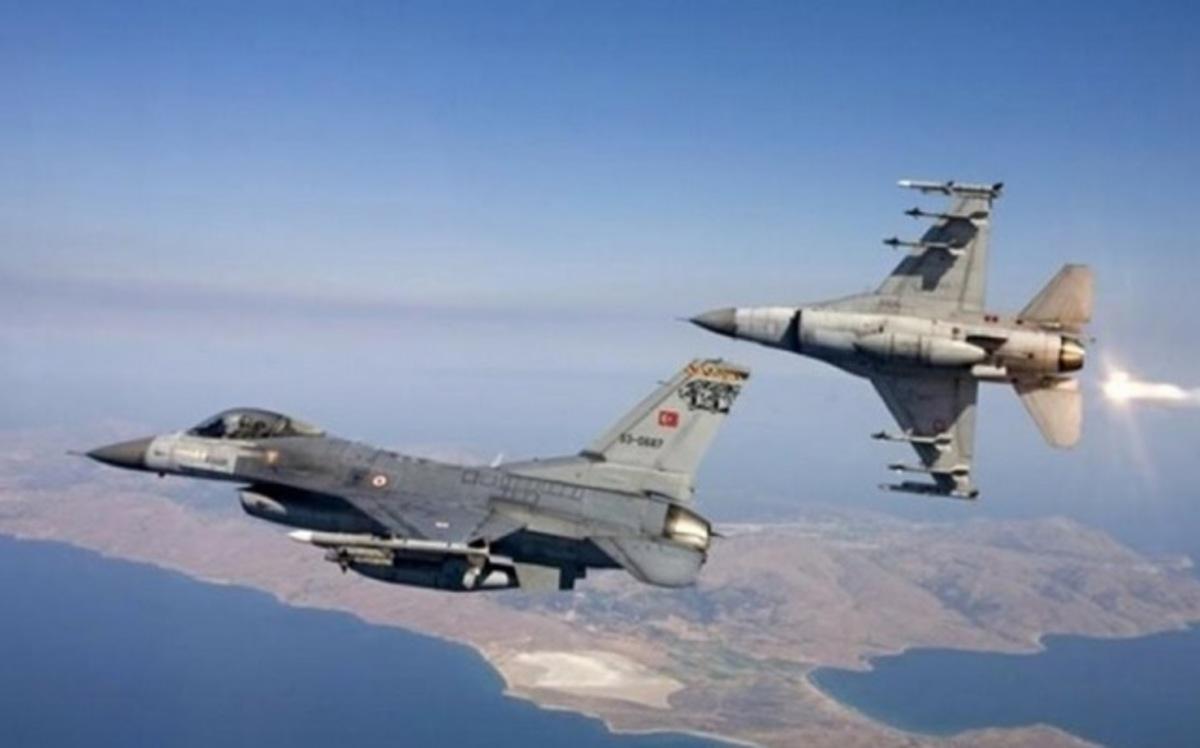 Κόλαση στο Αιγαίο: Μπαράζ υπερπτήσεων από την Τουρκική Πολεμική Αεροπορία | Newsit.gr