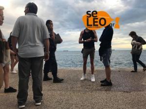 Thessaloniki Pride: Σοκαριστική ρατσιστική επίθεση! Πέταξαν στον Θερμαϊκό δύο συμμετέχοντες