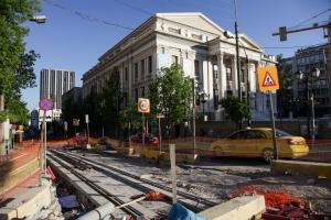 Στο ΣτΕ κάτοικοι και καταναλωτικές οργανώσεις του Πειραιά κατά της πορείας των έργων επέκτασης του Τραμ