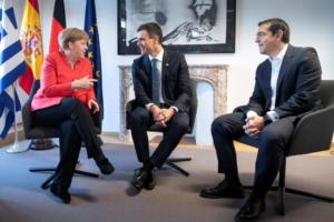 Πολιτική Συμφωνία Ελλάδας – Γερμανίας – Ισπανίας για το μεταναστευτικό: Το πλήρες κείμενο της συμφωνίας