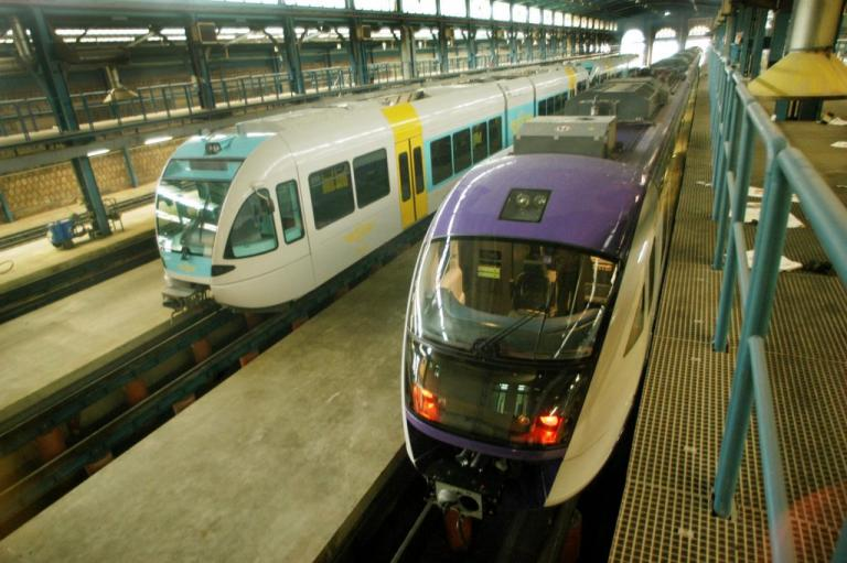 Απεργία στον ΟΣΕ – Ακινητοποιημένα τα τρένα – Τι πρέπει να ξέρετε | Newsit.gr