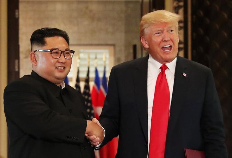 """Συνάντηση Τραμπ – Κιμ Γιουνγκ Ουν με το…""""καλημέρα"""" του 2019 θέλουν οι ΗΠΑ   Newsit.gr"""