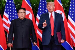 Τραμπ: Με τον Κιμ Γιονγκ Ουν έχουμε πολύ καλή «χημεία»