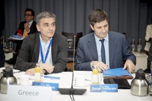 Τσακαλώτος: Αυτό είναι το τέλος της ελληνικής κρίσης