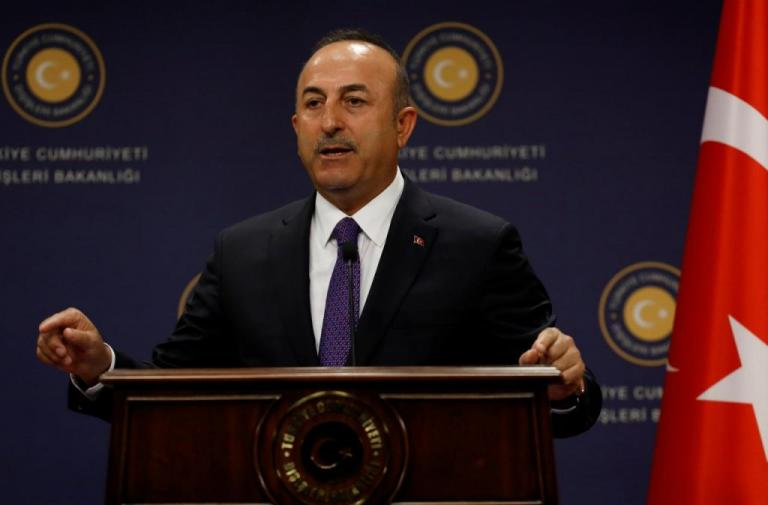 Η απάντηση του Έλληνα πρέσβη στο Μεβλούτ Τσαβούσογλου μέσα στο τουρκικό υπ. Εξωτερικών – video | Newsit.gr