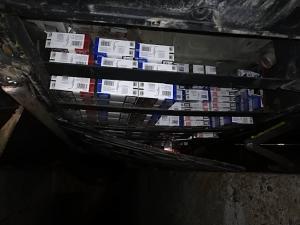 Κιλκίς: Έτσι προσπάθησε να περάσει τα λαθραία τσιγάρα στην Ελλάδα ένας Βούλγαρος [pic]