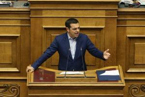 Τσίπρας για Σκοπιανό: Αυτήν την συμφωνία θα την ήθελε κάθε κυβέρνηση