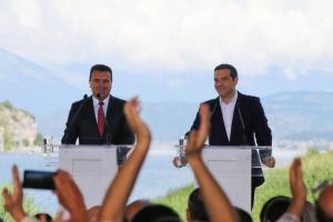 Ευρωπαίος αξιωματούχος: Οι εταίροι δεν συνέδεσαν ποτέ το χρέος με τη συμφωνία για το Σκοπιανό