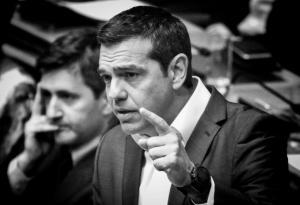 Τσίπρας: Θλιβερό φερέφωνο του Σαμαρά ο Μητσοτάκης!