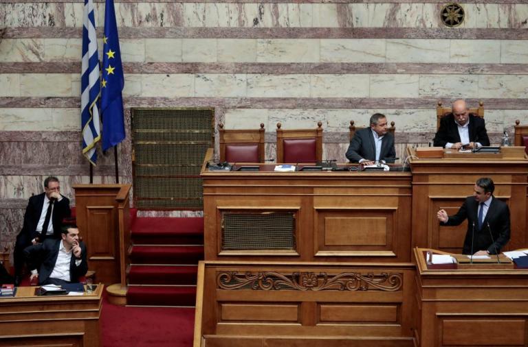 FAZ: «Ο ηγέτης Τσίπρας» | Newsit.gr