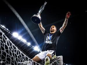 ΠΑΟΚ: MVP της σεζόν ο Βιεϊρίνια! Ξεπέρασε τον Πέλκα στην ψηφοφορία του κοινού [pic]