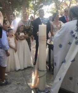 Χανιά: Ντύθηκε γαμπρός ο Σπύρος Βλοντάκης – Ο γάμος και η νύφη που έκλεψε την παράσταση [pics]