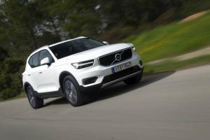 Το XC40 θα είναι το πρώτο αμιγώς ηλεκτροκίνητο μοντέλο της Volvo