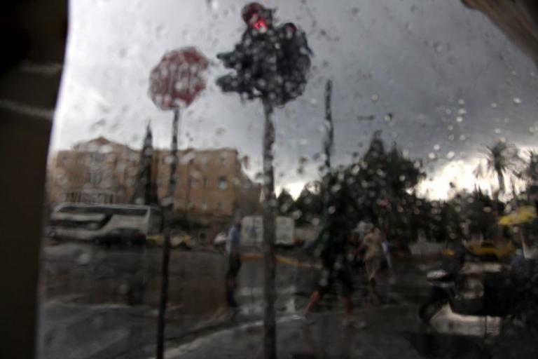 """Καιρός: Ο """"Μίνωας"""" θα σαρώσει την Ελλάδα! Καταιγίδες, χαλάζι και πτώση θερμοκρασίας   Newsit.gr"""