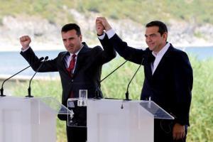 ΠΓΔΜ: Εγκρίθηκε από το υπουργικό συμβούλιο η συμφωνία – «Σειρά» τώρα παίρνει το κοινοβούλιο
