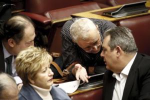 Διαψεύδει ο Ζουράρις ότι αποχωρεί από τους Ανεξάρτητους Έλληνες!