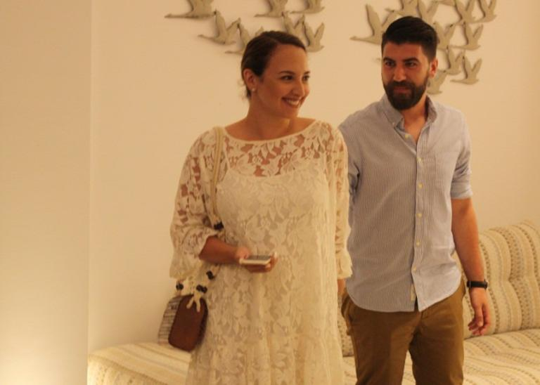 Κλέλια Πανταζή: Το honeymoon συνεχίζεται – Ερωτευμένη στην Σκόπελο με τον σύζυγό της! [pics] | Newsit.gr