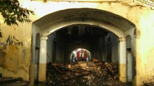 Χανιά: Η φωτιά έκανε στάχτη το Πολεμικό Μουσείο – Καταστράφηκε ολοσχερώς το ιστορικό κτίριο του 1870 [pics, video]