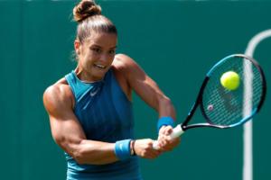 Wimbledon: Αποκλείστηκε κι από το διπλό των γυναικών η Σάκκαρη!