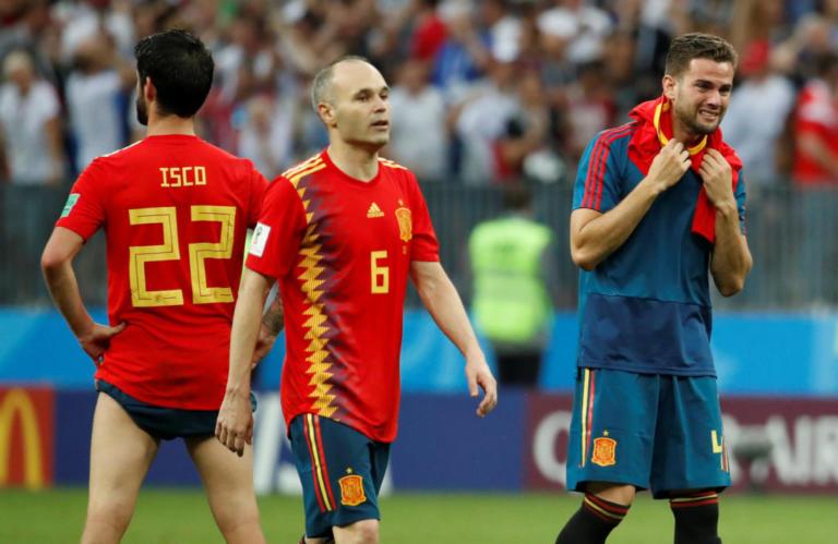 Μουντιάλ 2018 – Ισπανία: Τέλος εποχής για τον Ινιέστα! | Newsit.gr