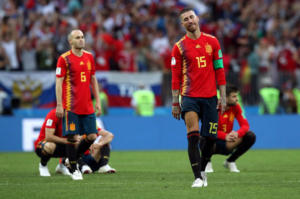 Μουντιάλ 2018 – Ισπανία: «Ένα αντίο για κλάματα»