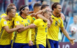 Μουντιάλ 2018, Σουηδία – Ελβετία: Ποιος Μπεργκ; Ο Φόρσμπεργκ! [vids, pics]