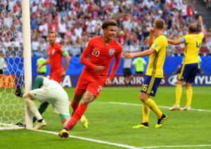 Μουντιάλ 2018: Στην 4άδα τα «τρία λιοντάρια»! Σουηδία – Αγγλία 0-2 ΤΕΛΙΚΟ
