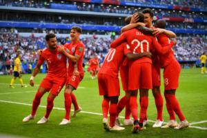 Μουντιάλ 2018: Αγγλικός «βρυχηθμός» για την κούπα! Στην 4άδα τα «τρία λιοντάρια» [vids, pics]