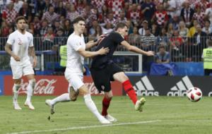 Μουντιάλ 2018: Κροατία – Αγγλία 2-1 ΤΕΛΙΚΟ – Στον τελικό οι Κροάτες!