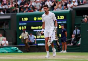 """Wimbledon: Όλε… Νόλε! Ο Τζόκοβιτς """"λύγισε"""" τον Ναδάλ και πήγε τελικό – video"""