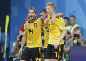 """Ιστορικό Βέλγιο! Τρίτο στο Μουντιάλ 2018 – """"Έσβησε"""" η Αγγλία στο """"μικρό"""" τελικό"""
