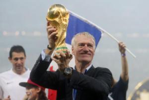 Μουντιάλ 2018: Συγκινημένος ο Ντεσάν! «Περήφανοι που είμαστε Γάλλοι»