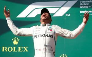 Formula 1: Κυρίαρχος και στην Ουγγαρία ο Χάμιλτον! Στο βάθρο οι δύο Ferrari