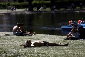 Ιταλία: Διανύει την πιο ζεστή εβδομάδα του χρόνου